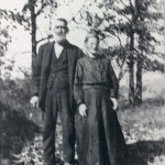 Arnold and Jane Gregory, 1929